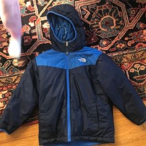 Reversible North Face Jacket Youth M